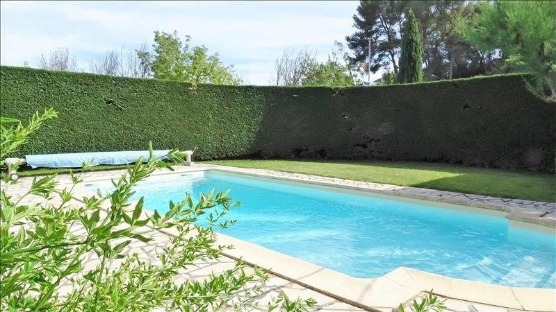 Deluxe sale house / villa Aix en provence 599000€ - Picture 1