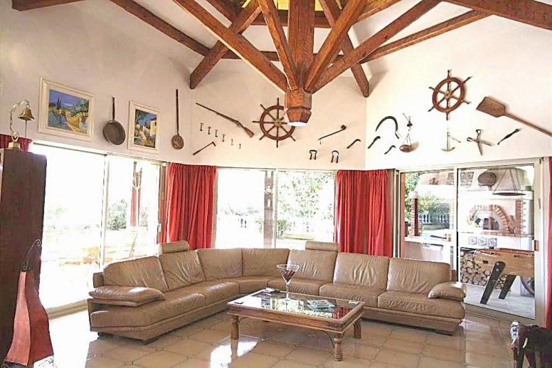 Vente de prestige maison / villa Antibes 1299000€ - Photo 4