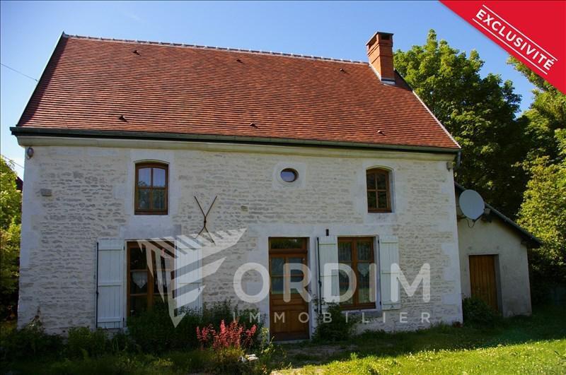 Vente maison / villa St sauveur en puisaye 95000€ - Photo 1