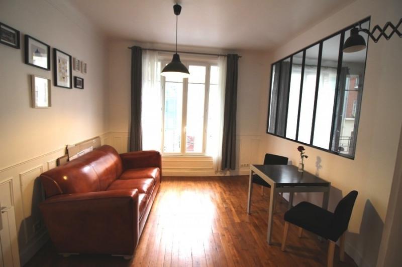 Sale apartment Boulogne 410000€ - Picture 1