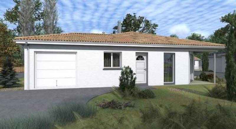Maison  4 pièces + Terrain 910 m² Martillac par TANAIS HABITAT