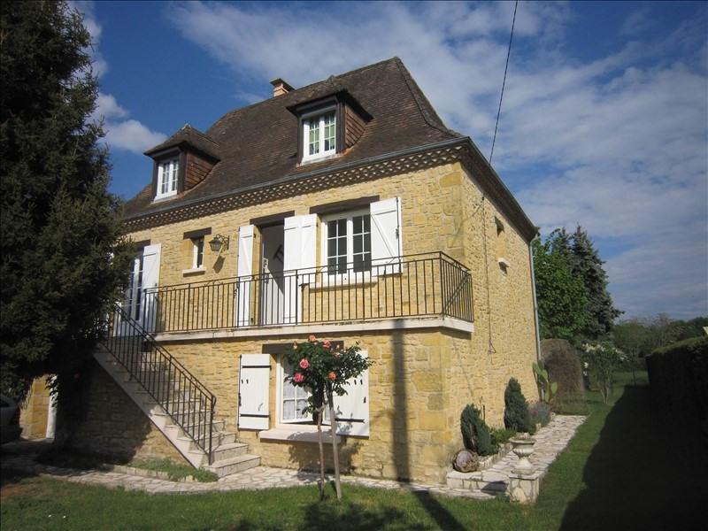 Vente maison / villa Siorac en perigord 265000€ - Photo 1