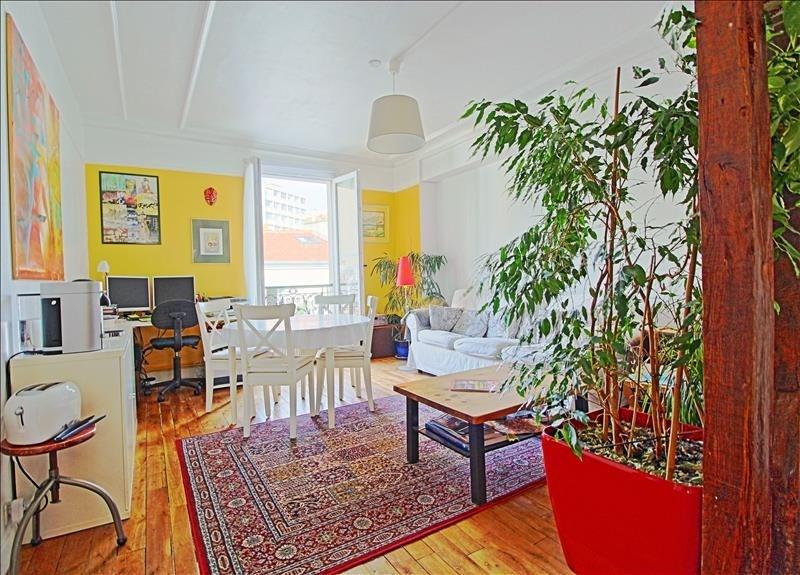 Venta  apartamento Paris 20ème 525000€ - Fotografía 1