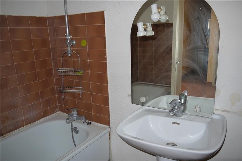 Verkoop  appartement Pont eveque 109000€ - Foto 3