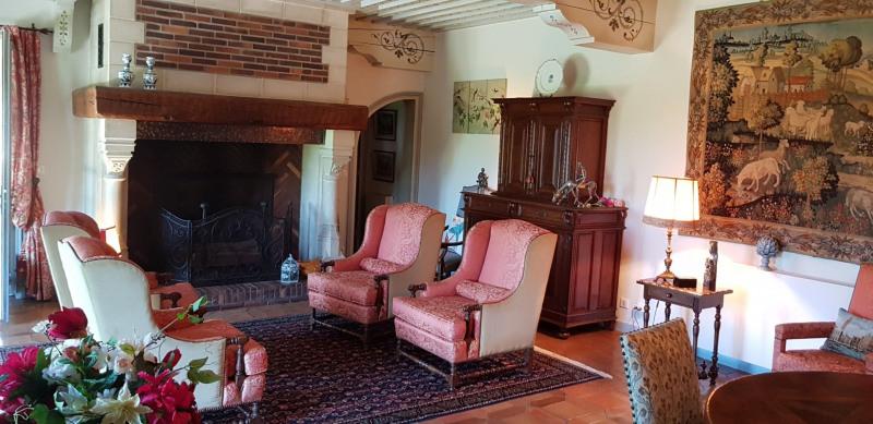 Sale house / villa Reventin vaugris 520000€ - Picture 9