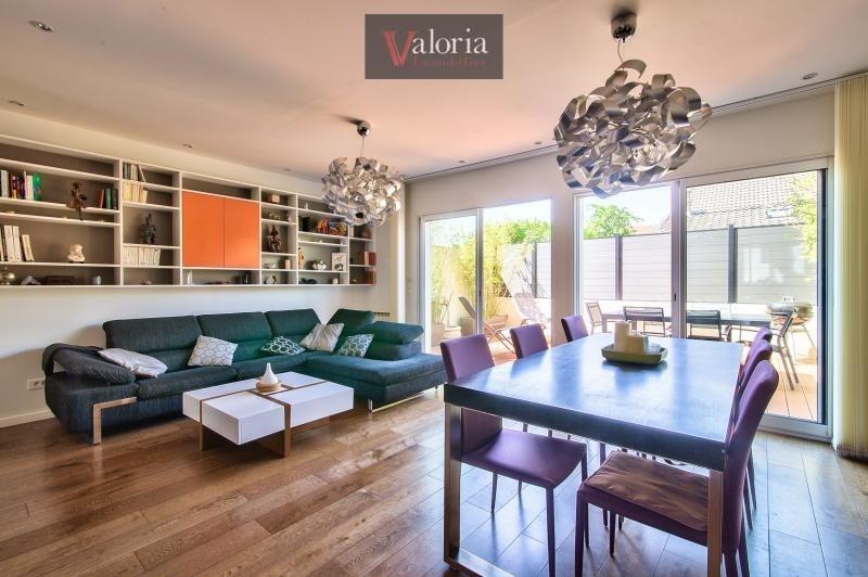 Sale house / villa Les pavillons sous bois 470000€ - Picture 3