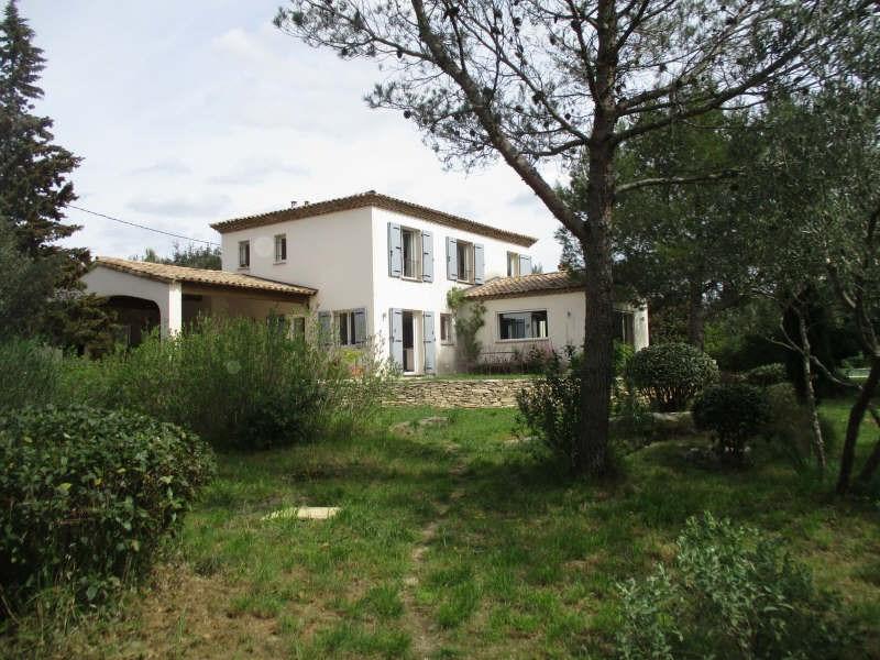 Vente de prestige maison / villa Nimes 680000€ - Photo 2