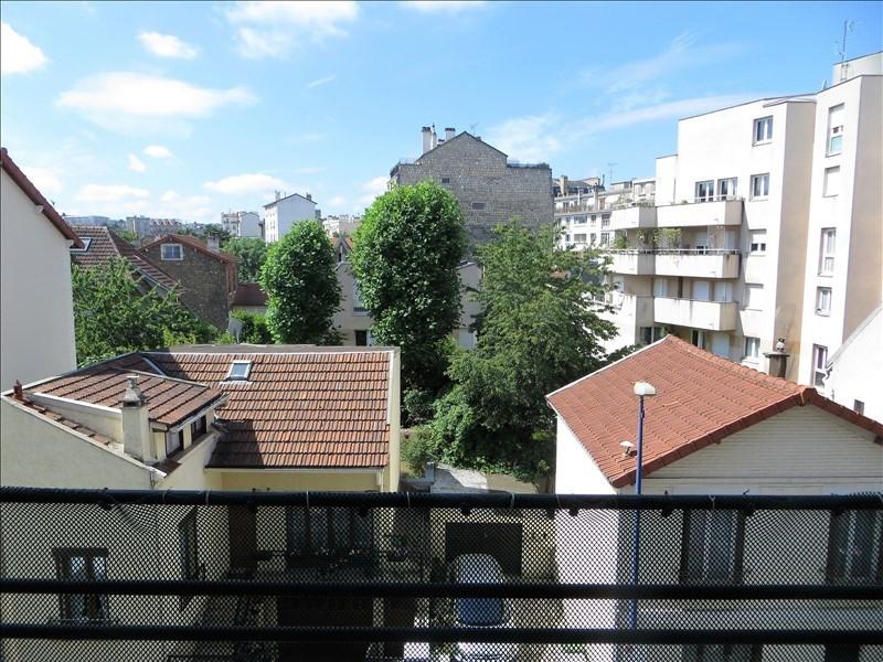 Sale apartment Clamart 229000€ - Picture 2
