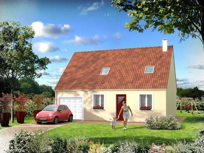 Maison  5 pièces + Terrain 633 m² Bosc-Roger-en-Roumois par RESIDENCES INTER ROUEN