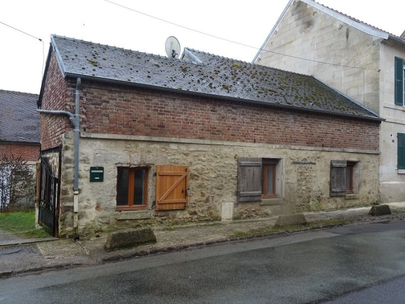 Sale building Crepy en valois 99 000€ - Picture 1