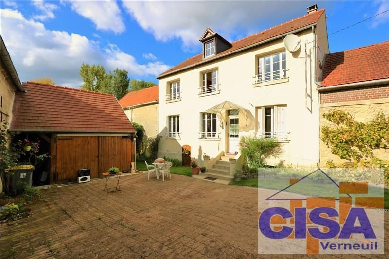 Vente maison / villa Angicourt 244000€ - Photo 1