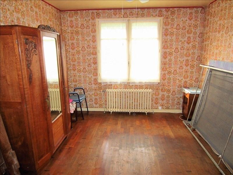 Vente maison / villa Bourbon lancy 80000€ - Photo 5