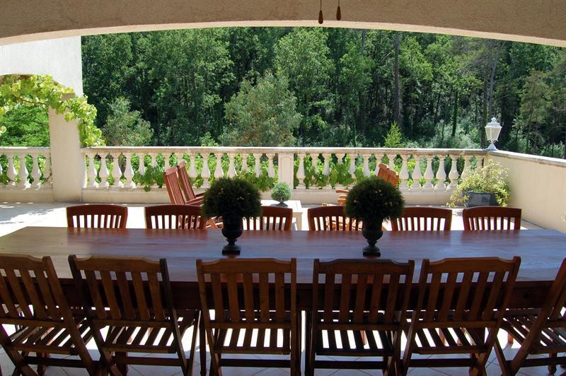 Revenda residencial de prestígio casa Tourrettes 895000€ - Fotografia 22
