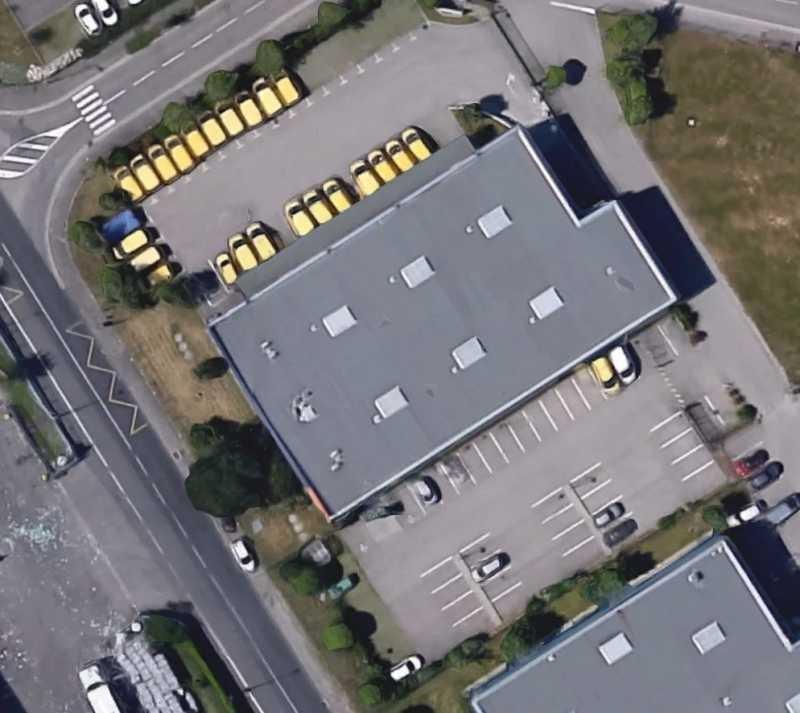 Location Local d'activités / Entrepôt Rillieux-la-Pape 0