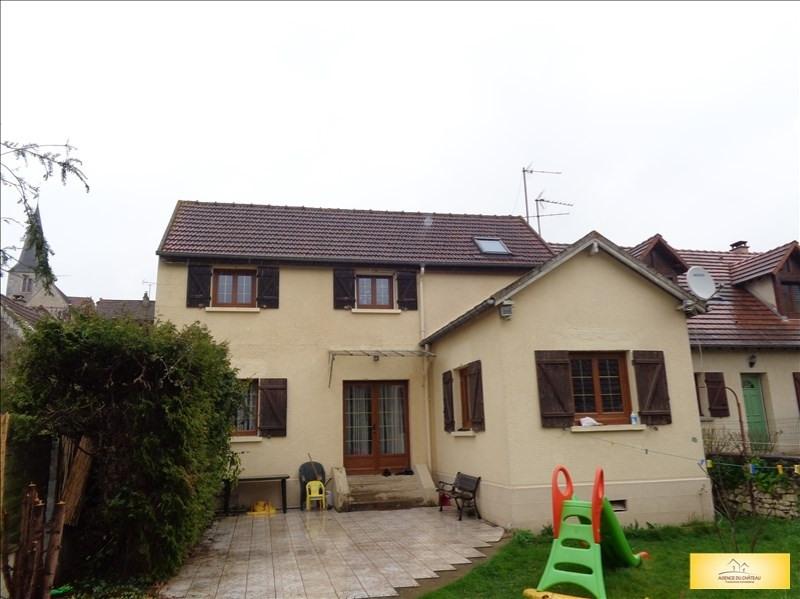Vente maison / villa Bennecourt 198000€ - Photo 1