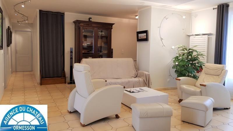 Sale house / villa Ozoir la ferriere 525000€ - Picture 1