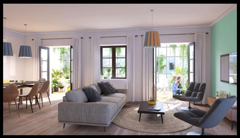 Sale apartment Croissy sur seine 653248€ - Picture 1