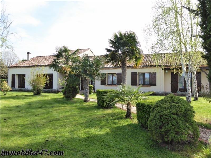 Vente maison / villa Castelmoron sur lot 349000€ - Photo 1
