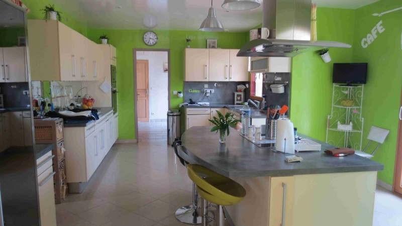 Sale house / villa La riviere st sauveur 525000€ - Picture 2