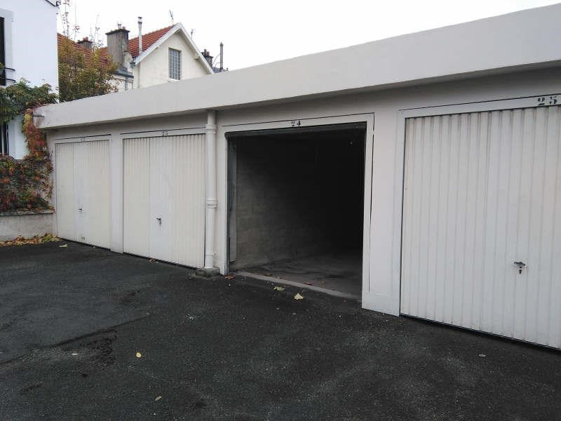 Rental parking spaces Bois colombes 110€ CC - Picture 1