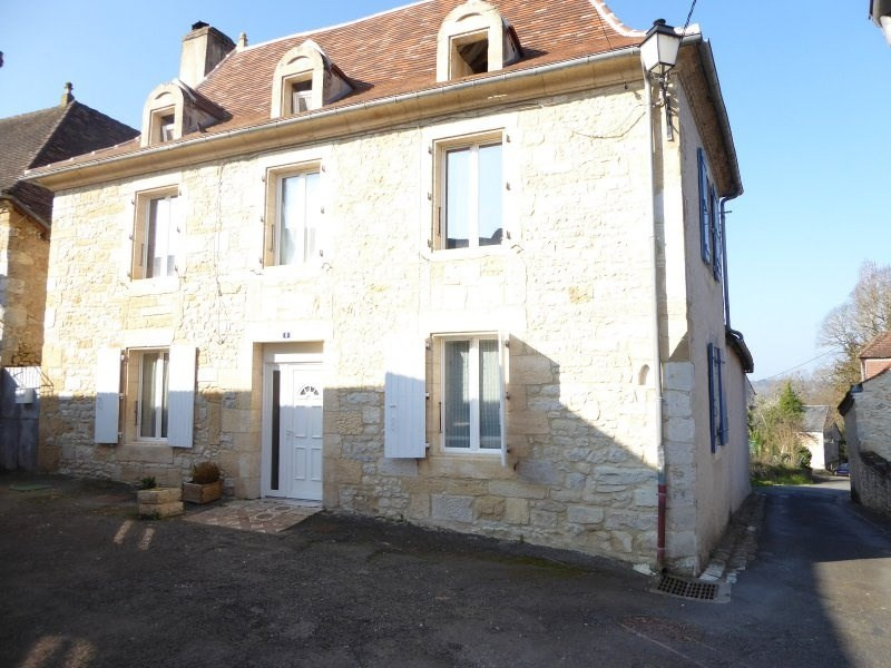 Sale house / villa Thenon 128 000€ - Picture 1