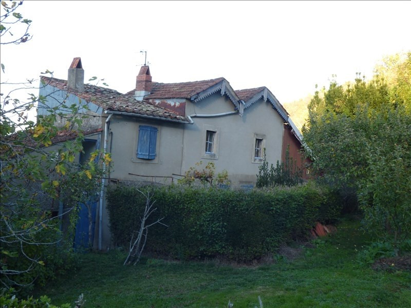 Sale house / villa Mazamet 40000€ - Picture 2
