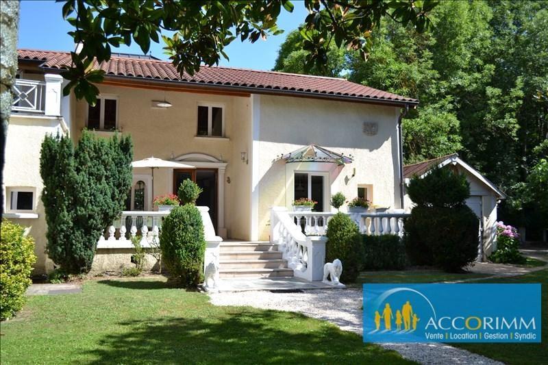 Vente de prestige maison / villa St pierre de chandieu 539000€ - Photo 9