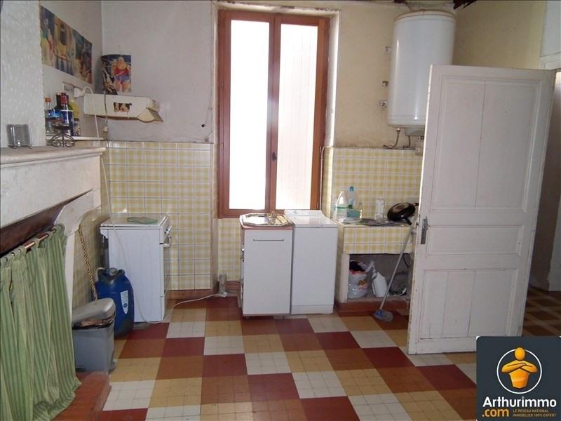 Sale house / villa Blanzac les matha 91800€ - Picture 10