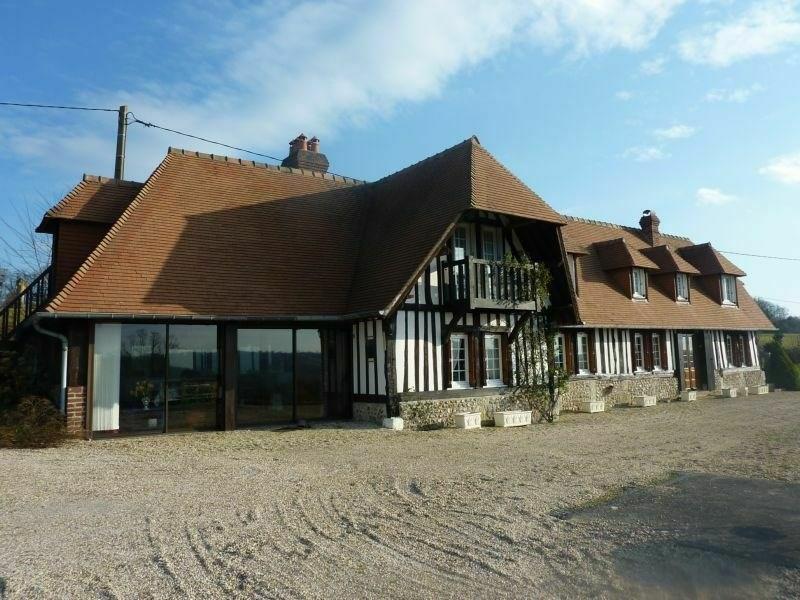 Vente maison / villa Lisieux 367500€ - Photo 1