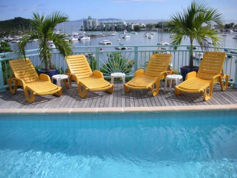 Deluxe sale house / villa St martin 870000€ - Picture 5