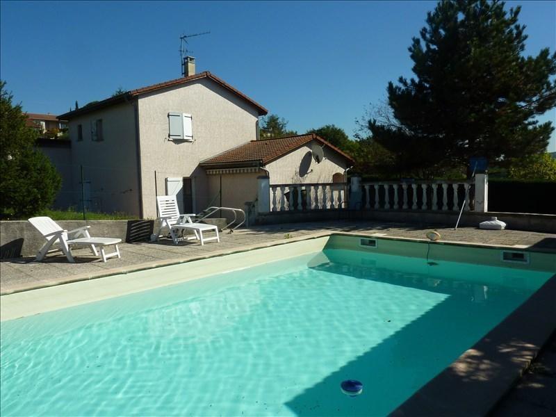 Vente maison / villa Dommartin 400000€ - Photo 1