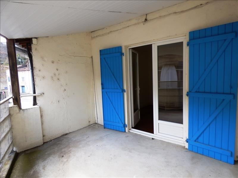 Rental apartment Mazamet 360€ CC - Picture 1