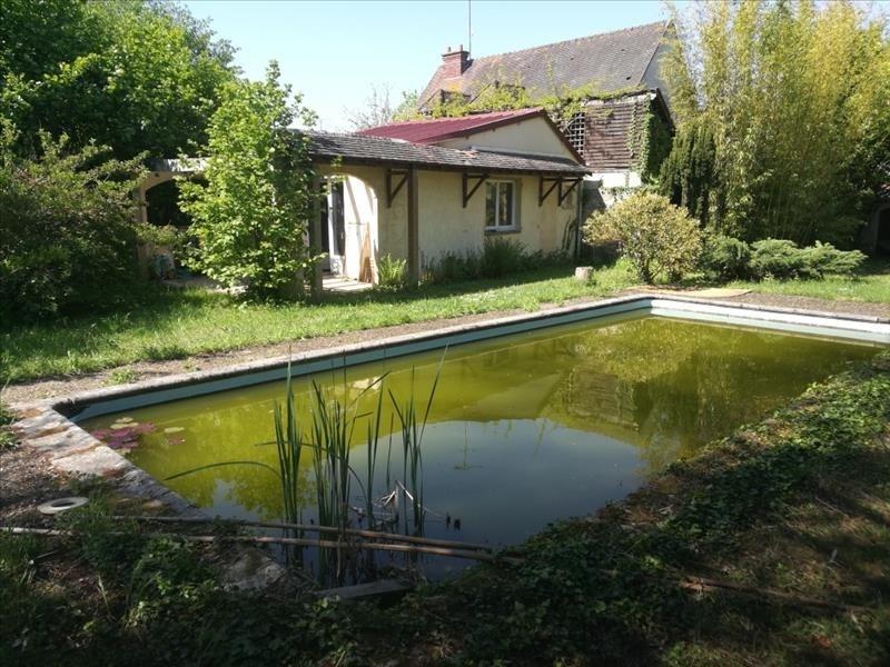 Vente maison / villa Bois le roi 540000€ - Photo 2
