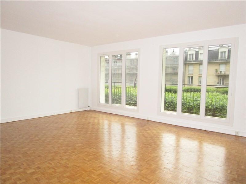 Rental apartment Versailles 1400€ CC - Picture 1