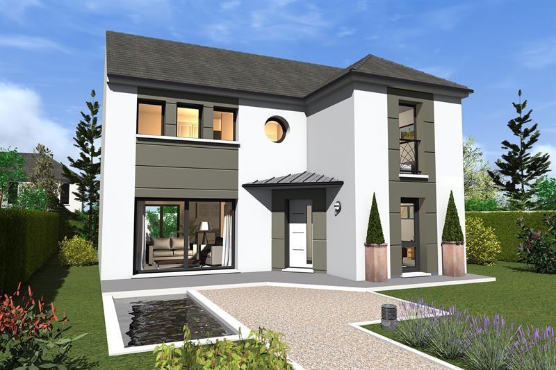 """Modèle de maison  """"Trocadero 140"""" à partir de 5 pièces Val-d'Oise par MAISONS BERVAL – DIRECTION COMMERCIALE"""