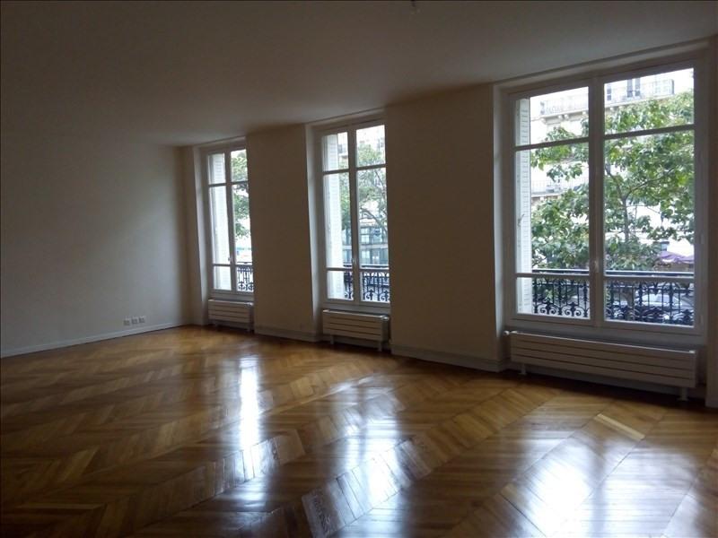 Rental apartment Paris 17ème 3800€ CC - Picture 3