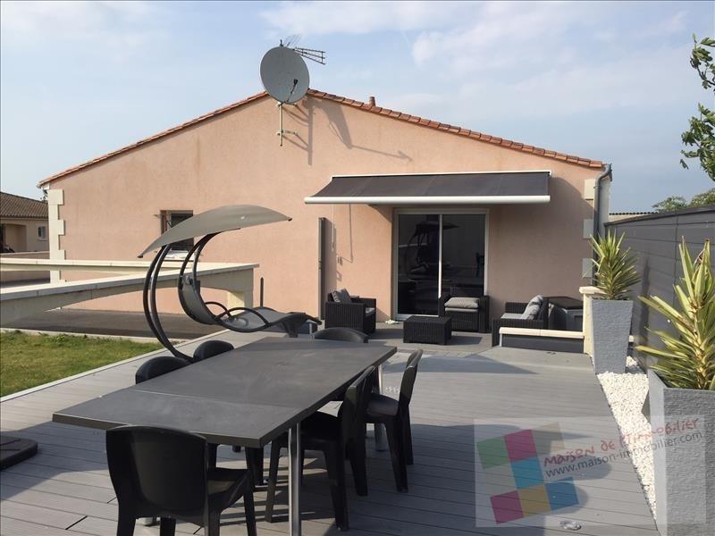 Sale house / villa Gente 267500€ - Picture 1