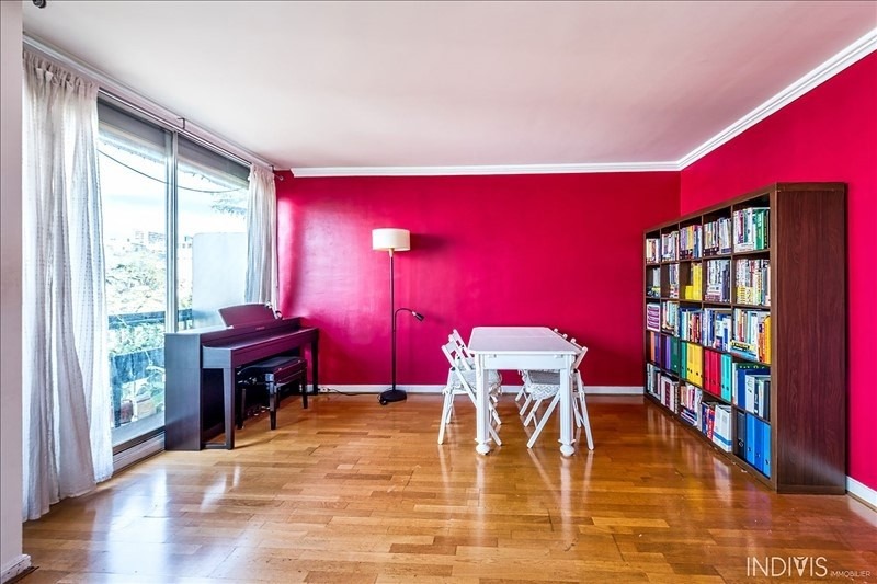 Sale apartment Suresnes 540 000€ - Picture 7