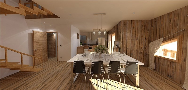 Immobile residenziali di prestigio appartamento Morzine 1650000€ - Fotografia 3