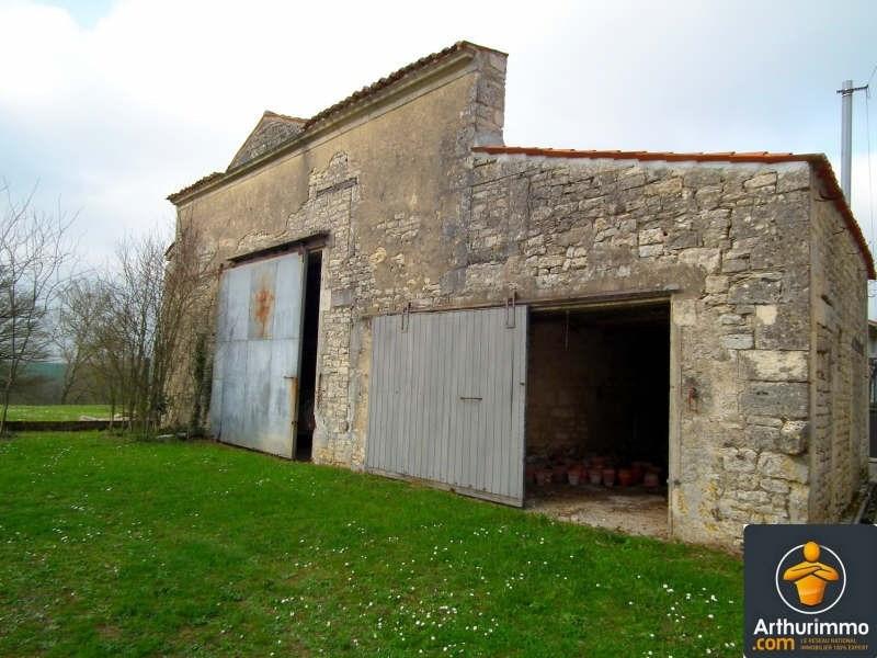 Sale house / villa Fontaine chalendray 11500€ - Picture 2