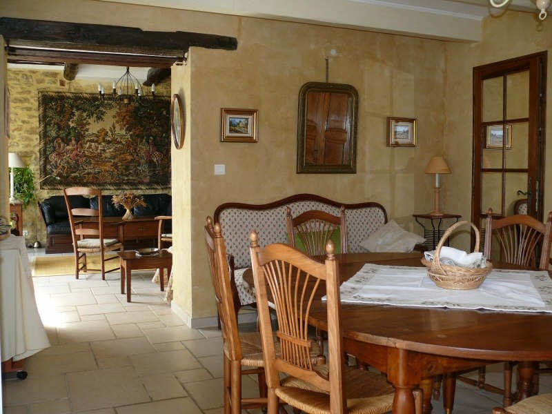 Vente de prestige maison / villa Sarrians 570 000€ - Photo 7