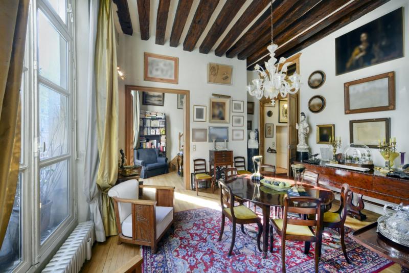 Verkoop van prestige  appartement Paris 4ème 3150000€ - Foto 4