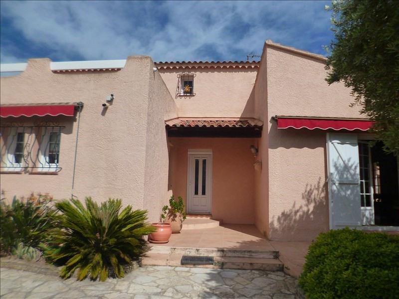 Sale house / villa Six fours les plages 492000€ - Picture 1