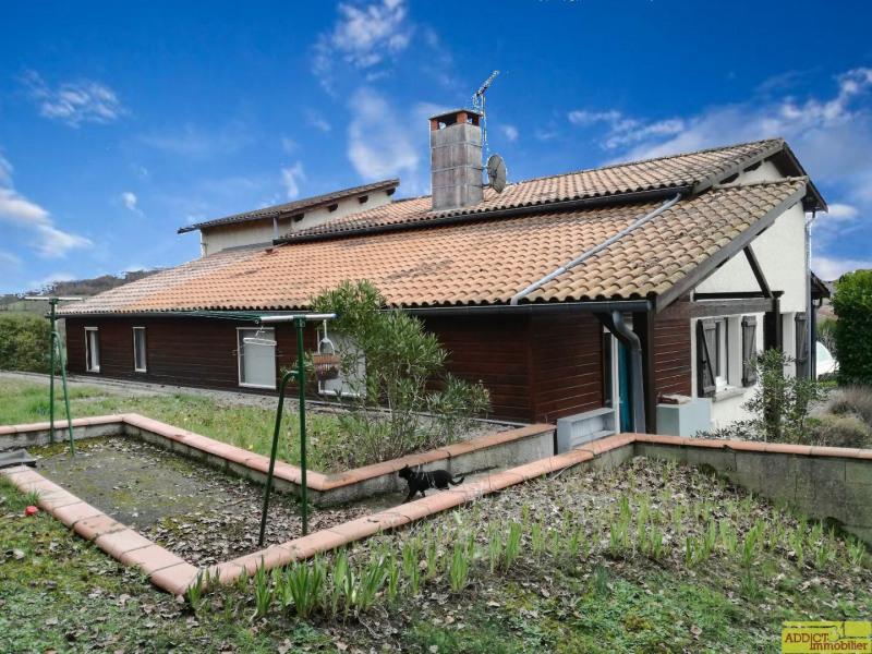 Vente maison / villa 15 min de verfeil 313500€ - Photo 9