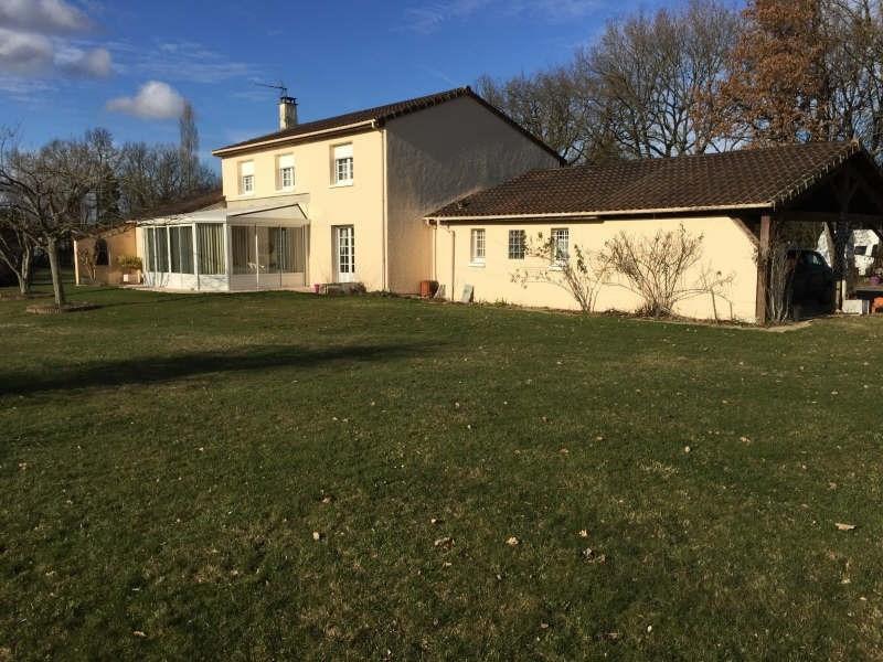 Venta  casa Fontaine le comte 312000€ - Fotografía 1