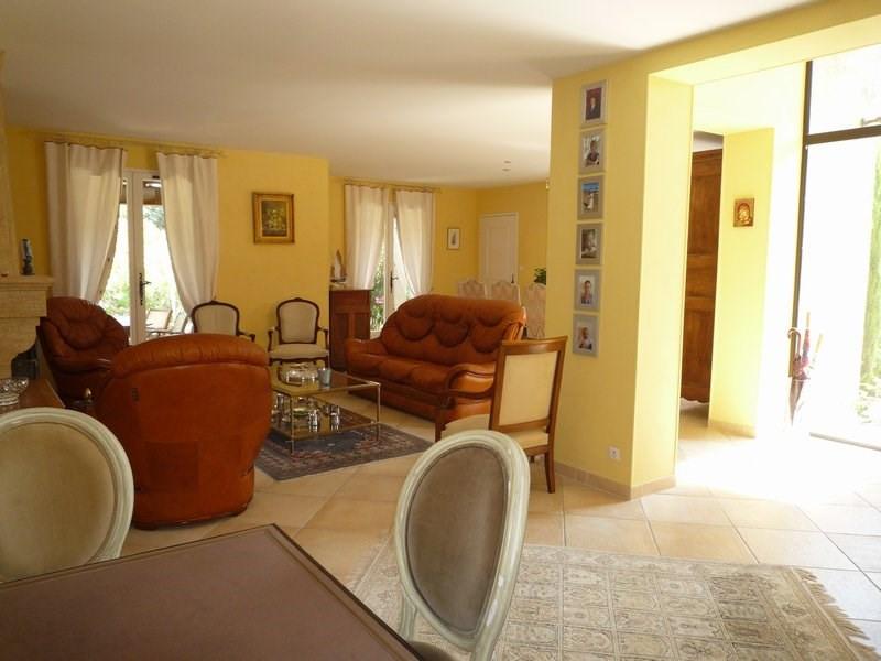 Sale house / villa Camaret sur aigues 388500€ - Picture 6