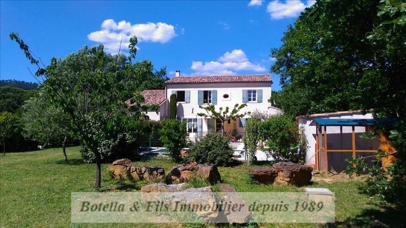 Vente de prestige maison / villa Uzes 465000€ - Photo 10