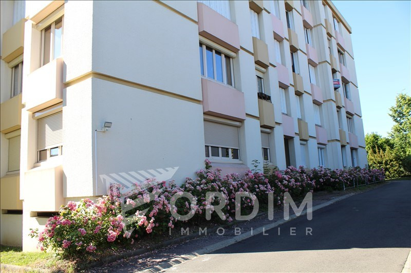 Rental apartment Auxerre 480€ CC - Picture 1