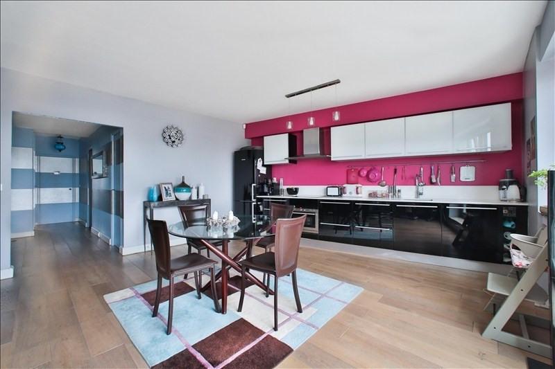 Sale apartment Paris 16ème 840000€ - Picture 2