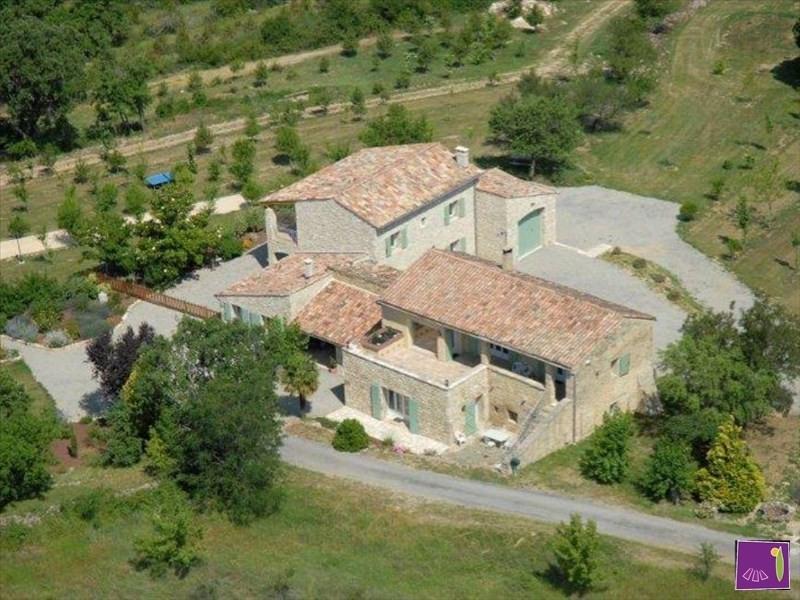 Immobile residenziali di prestigio casa Barjac 895000€ - Fotografia 2